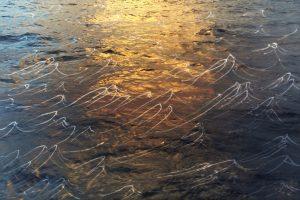 Morze III 2016, fotografia retuszowana 30x20cm