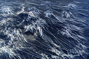 Morze XXIII 2016, fotografia retuszowana 30x20cm