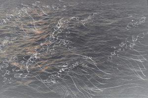 Morze XXII 2016, fotografia retuszowana 30x20cm