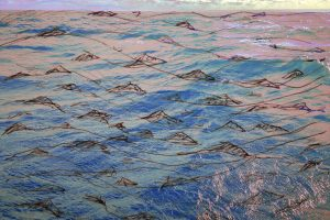 Morze I 2016, fotografia retuszowana 30x20cm