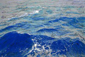 Morze XIV 2016, fotografia retuszowana 30x20cm