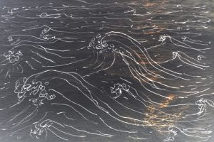 Morze XII 2016, fotografia retuszowana 30x20cm